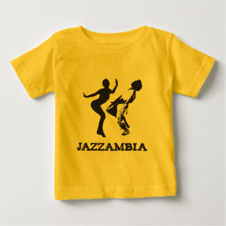 JAZZAMBIA Collection Baby T-Shirt