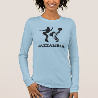 JAZZAMBIA Collection Long Sleeve T-Shirt