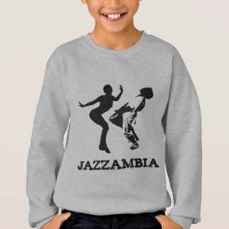 JAZZAMBIA Collection Sweatshirt