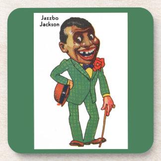 Jazzbo Jackson Beverage Coaster
