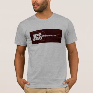 JazzGuitarSociety.com official t-shirt