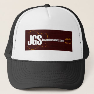 JazzGuitarSociety.com official t-shirt Trucker Hat