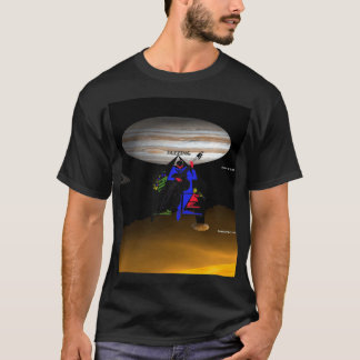 """ Jazzing by Jupiter "" T-Shirt"