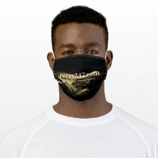Jazzy 24/7 adult cloth face mask