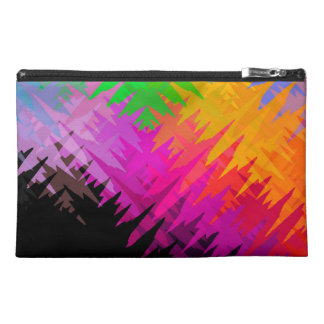Jazzy Abstract Travel Accessory Bag