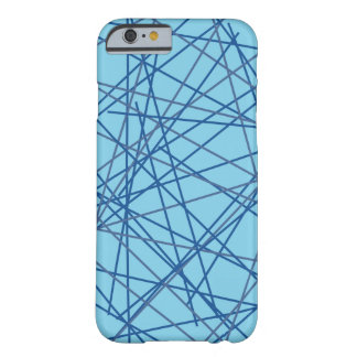 Jazzy Blue Case! Barely There iPhone 6 Case