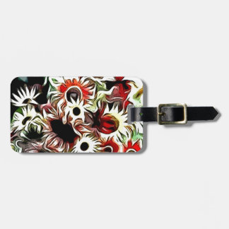Jazzy Booms Luggage Tag