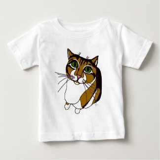 Jazzy Cat Baby T-Shirts