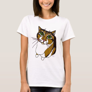 Jazzy Cat Ladies T-Shirts