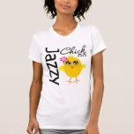 Jazzy Chick 1 Tshirt