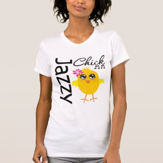 Jazzy Chick 1 Tank Top