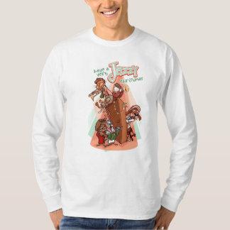 Jazzy Christmas T-Shirt
