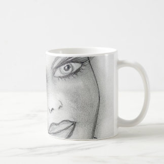 Jazzy Flapper Coffee Mug