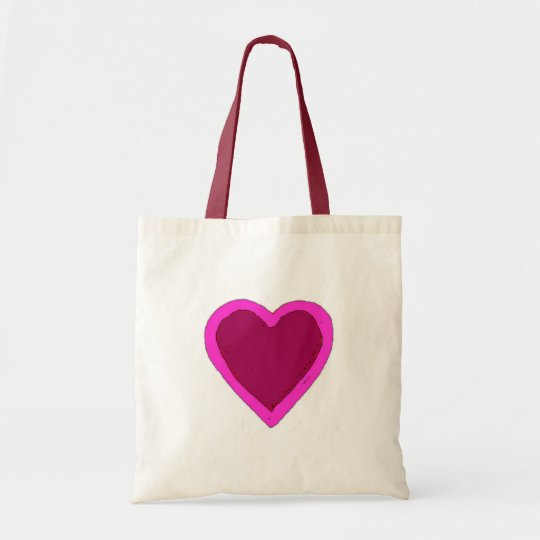 Jazzy Heart Totebag Tote Bag