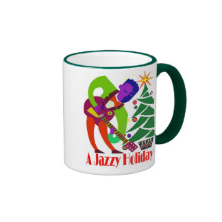 JAzzy Holiday Mug