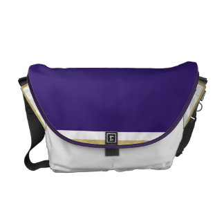 Jazzy Midwest Messenger Bag