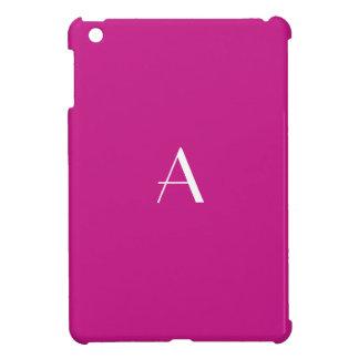 Jazzy Red Violet iPad Mini Case