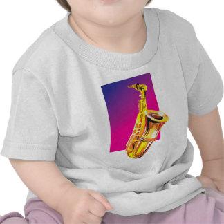 Jazzy Saxophone T-shirts