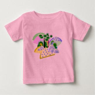 Jazzy Vista Story Land T Baby T-Shirt