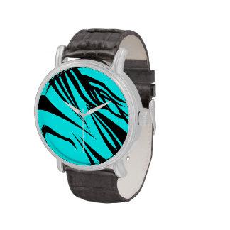 Jazzy Zebra Pizzazz Watch Watch