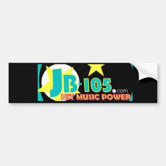 JB-105 BUMPER STICKER