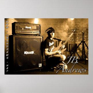 JB Andrews Poster B