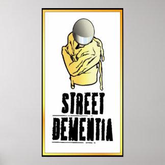 JB Street Dementia Poster