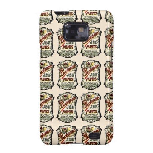JBB Mints Smartphone Case Samsung Galaxy SII Covers