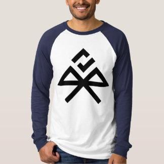 JBK Black Bindrune T-Shirt