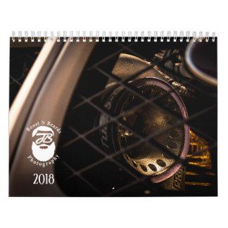 JBPhotography Favorite Shot Calendar 2018