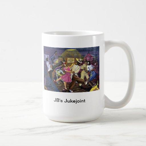 JB's Jukejoint Mug