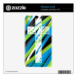 JC4Life iphone cover Skin For The iPhone 4S