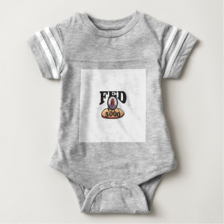 jc 5000 fed baby bodysuit