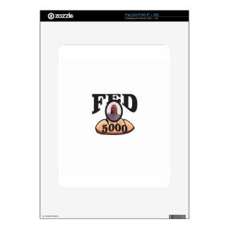 jc 5000 fed skin for iPad