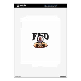 jc 5000 fed skin for iPad 2