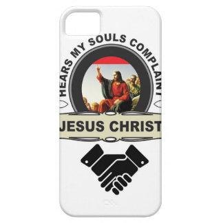 Jc hear souls complaint iPhone SE/5/5s case