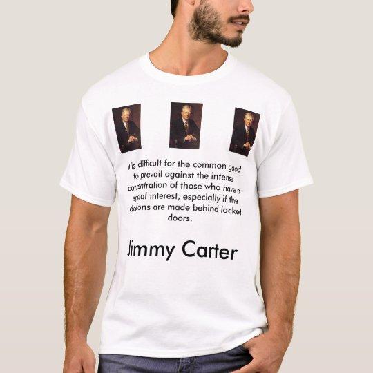 jc, Jimmy Carter T-Shirt