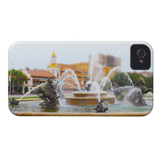 JC Nichols Fountain Country Club Plaza KC Case-Mate iPhone 4 Case