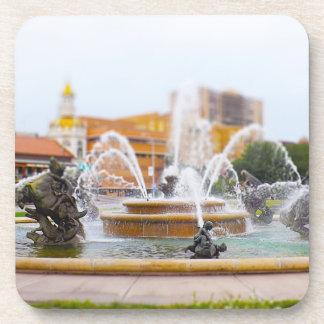 JC Nichols Fountain Country Club Plaza KC Coaster