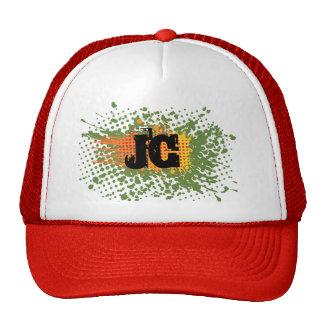 JC por las tiendas cristianas Gorras