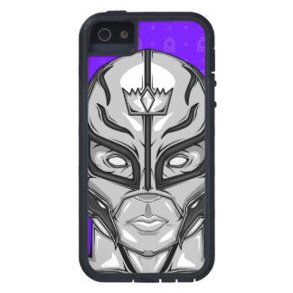 JCAG Designs Superstar Luchador Design Case For iPhone SE/5/5s