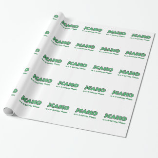JCAHO is a 4-Letter Word Wrapping Paper
