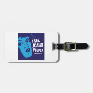 JCAHO People Luggage Tag