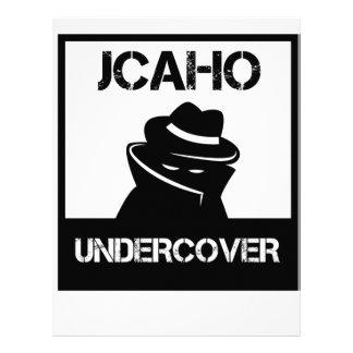 JCAHO Undercover Letterhead