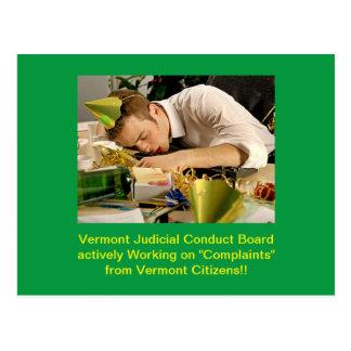 JCB de Vermont: Postal
