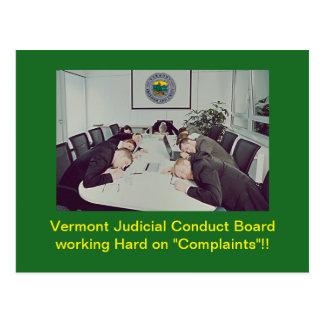 JCB Design#2 de Vermont: Postal
