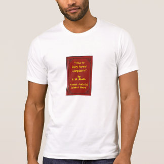JCB Design#4 de Vermont: Camiseta (blanca) Playeras