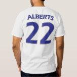 JCB Raptors - Adult Alberts 22 Tee Shirt