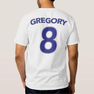 JCB Raptors - Adult Gregory 8 Tee Shirt