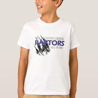 JCB Raptors - Gregory 8 T-Shirt
